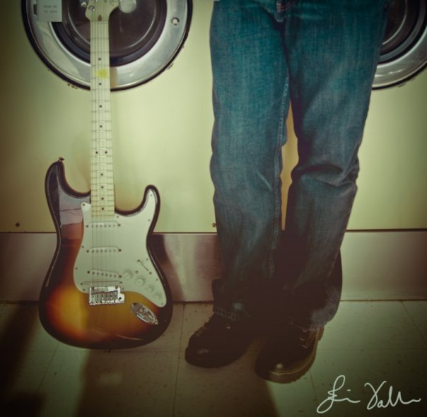 Valle Shot of my VG Strat