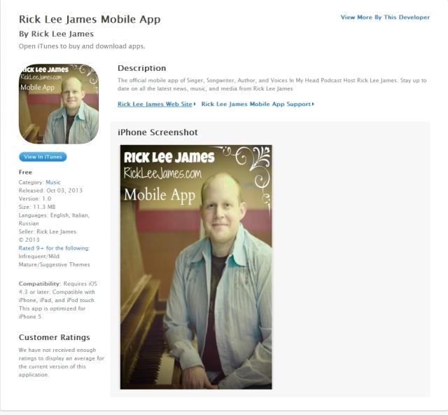 Mobile App Pic 2013