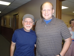 Rick with Phil Keaggy