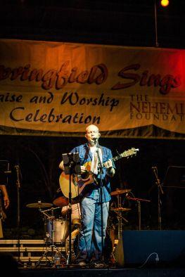 Rick Singing