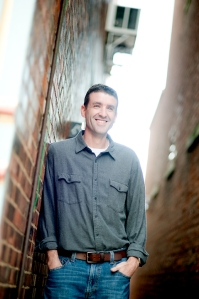 Matt Litton: Author of Holy Nomad: The Rugged Road to Joy