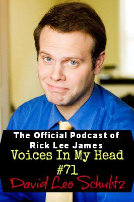 David Leo Schultz Podcast