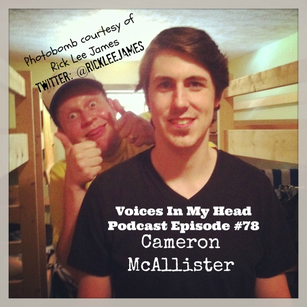 Cameron McAllister Podcast