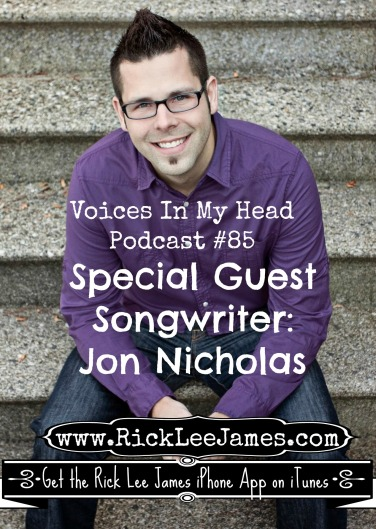 Jon Nicholas Podcast