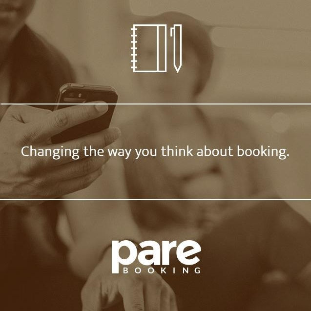 Pare booking
