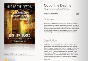 Visit the Out of the Depths Online Bookshop for multiple purchase options.