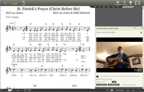 St. Patrick's Prayer Cover