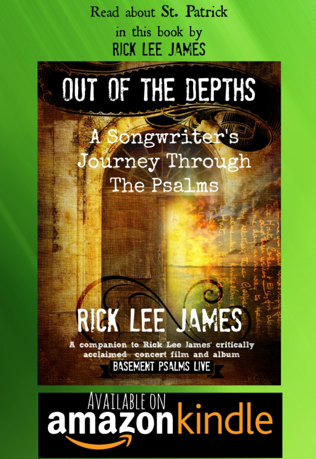 Today only get Rick Lee James' book on Kindle for only $0.99 cents. Happy St. Patrick's Day!
