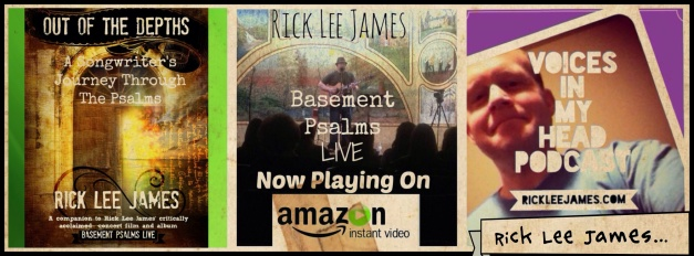 Welcome To Rick Lee James Official Place on the Web
