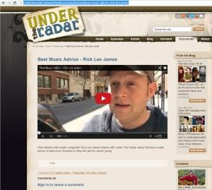 UTR 2014 Video Crop