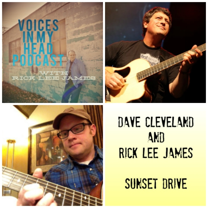 Dave Cleveland on the Voices In My Head Podcast