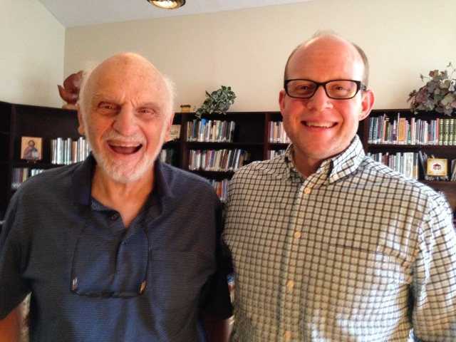 Image result for walter brueggemann and Rick Lee James