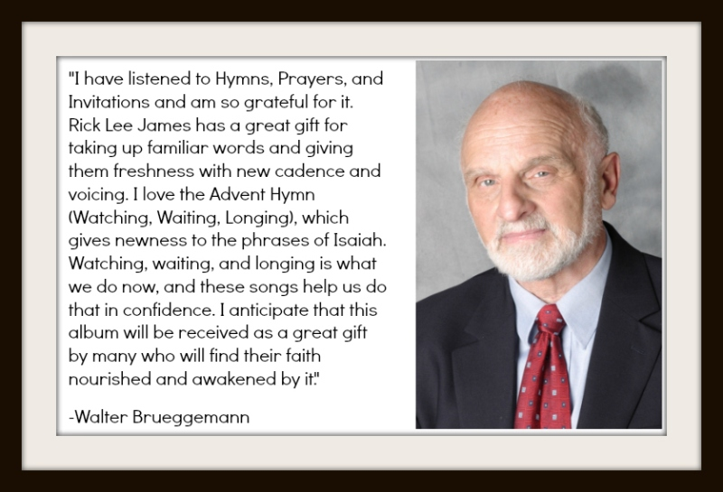 Brueggemann Endorsement Postcard